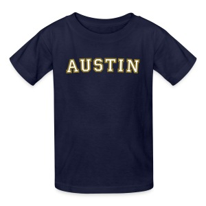 Austin College Style Rounded