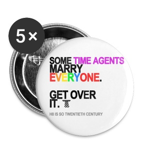 Some Time Agents Marry Everyone Button - Small Buttons
