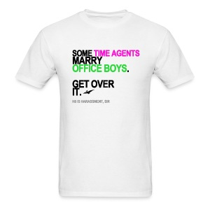 Some Time Agents Marry Office Boys Men's - Men's T-Shirt