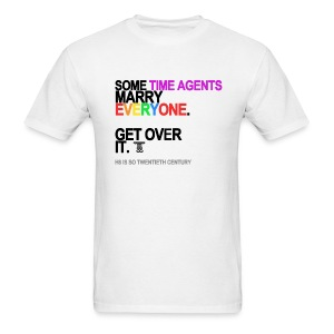 Some Time Agents Marry Everyone Men's - Men's T-Shirt