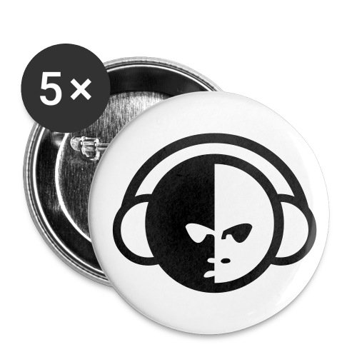 BS button-5pack - Large Buttons