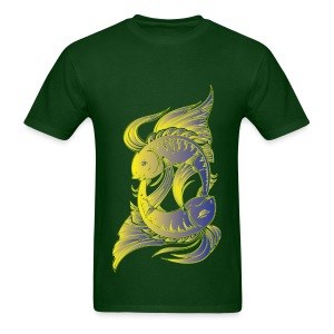 Graceful Zodiac 3 - Men's T-Shirt