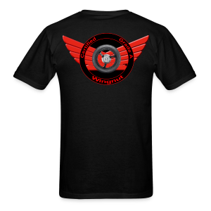 Men's T Back Grade A Wingnut - Men's T-Shirt