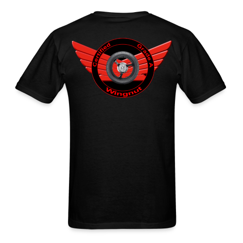 Men's T Back Grade A Wingnut - Men's T-Shirt