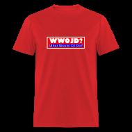 T-Shirts ~ Men's T-Shirt ~ What Would OJ Do Cruel T-Shirt