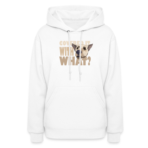 WITH WHAT? - Women's Hoodie