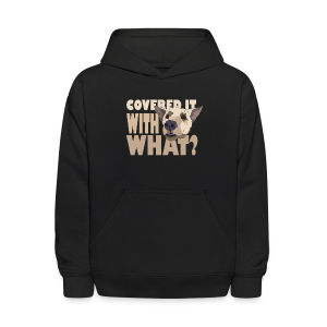 WITH WHAT? - Kids' Hoodie