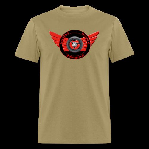 Men's T Front Grade A Wingnut - Men's T-Shirt