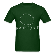 T-Shirts ~ Men's T-Shirt ~ A Perfect Circle Funny T-Shirt