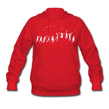 Jump serve volleyball Hoodies