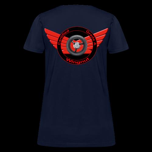 Ladies T Back Grade A Wingnut - Women's T-Shirt