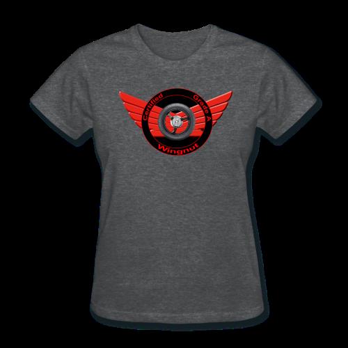 Ladies T Front Grade A Wingnut - Women's T-Shirt