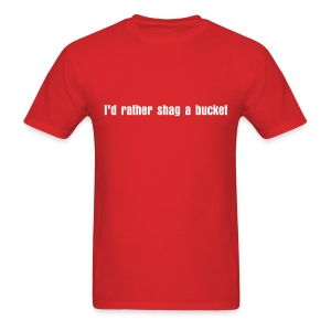 Bucket - Men's T-Shirt