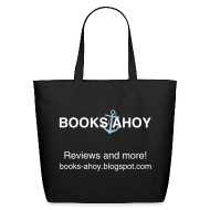 Bags & backpacks ~ Eco-Friendly Cotton Tote ~ Books Ahoy Tote Bag