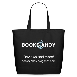 Books Ahoy Tote Bag - Eco-Friendly Cotton Tote