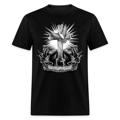 R-108 Salvacion Men's T - Men's T-Shirt