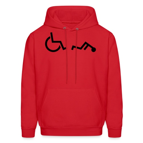 For EMDF, wootness (don't want, but wth) - Men's Hoodie