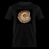 T-Shirts ~ Men's T-Shirt ~ Ball Python Spiral