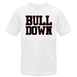 Bull Down - Men's Fine Jersey T-Shirt
