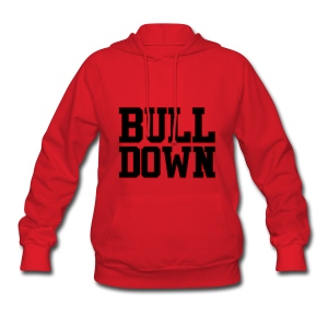 Bull Down - Women's Hoodie