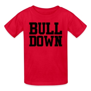 Bull Down - Kids' T-Shirt