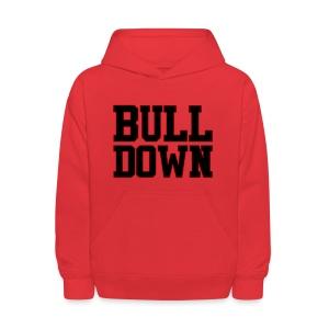 Bull Down - Kids' Hoodie