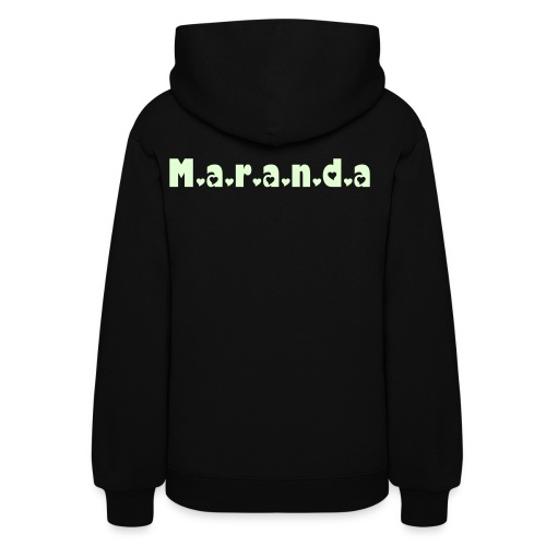 Name Your Heart - Women's Hoodie