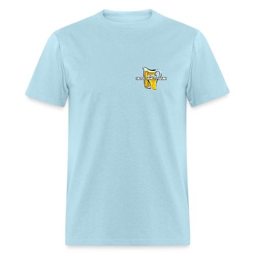 I love drinking beer - Men's T-Shirt