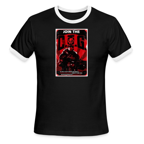 Gears Of War - Men's Ringer T-Shirt