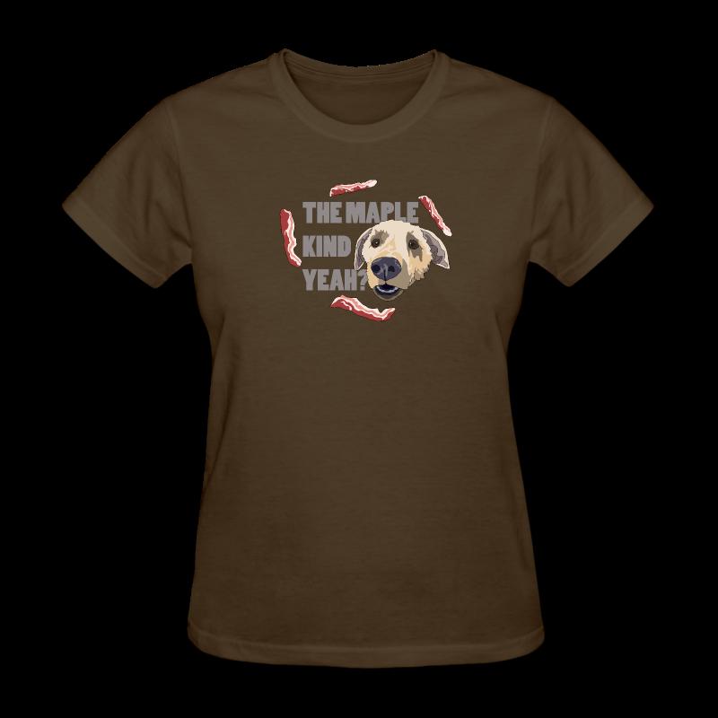 MAPLE KIND - Women's T-Shirt