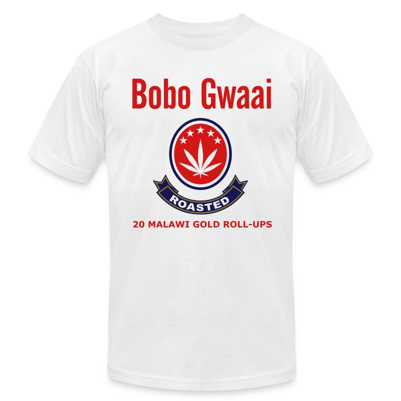 BOBO GWAAI - Men's T-Shirt by American Apparel