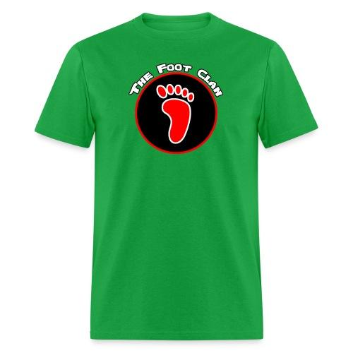The Foot Clan - Men's T-Shirt