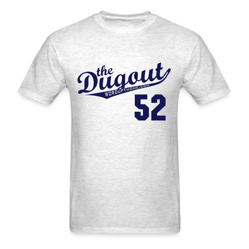 NeedsABathia #52 (CC Sabathia) Yankees Dugout T (Ash) - Men's T-Shirt