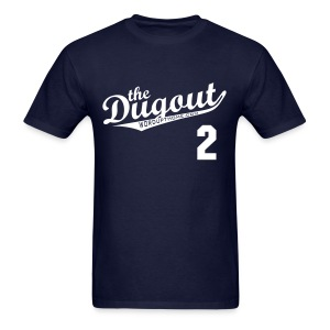 JetersNeverProsper #2 (Derek Jeter) Yankees Dugout T - Men's T-Shirt