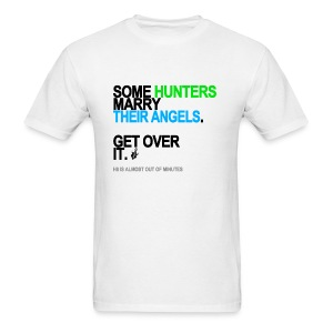 Some Hunters Marry Angels Men's - Men's T-Shirt