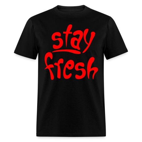 Stay Fresh Mens Famous Tee - Men's T-Shirt