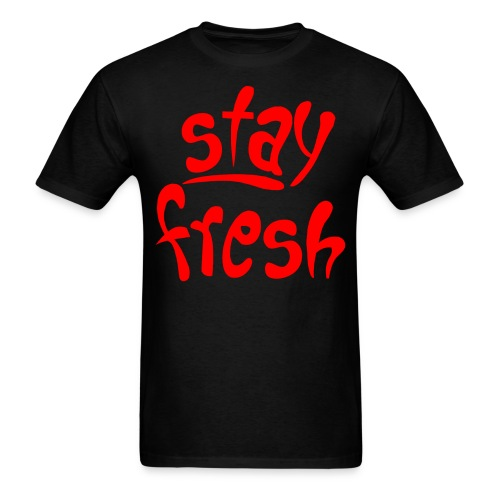 Stay Fresh Mens Famous Tee - Men's T-Shirt