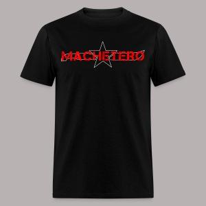 MACHETERO BLACK T-SHIRT - Men's T-Shirt