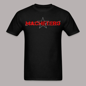 MACHETERO BLACK T-SHIRT - Men's T-Shirt