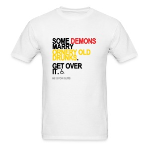Some Demons Marry Drunks Men's - Men's T-Shirt