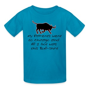 Bull Shirt - Kids' T-Shirt