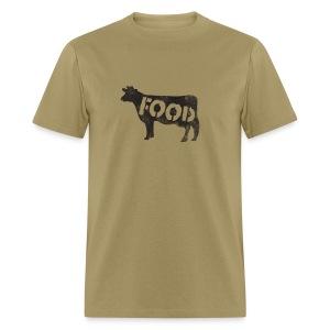 PALEO cow - Men's T-Shirt