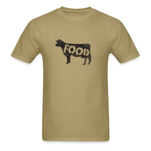 PALEO cow - Men's T-Shirt