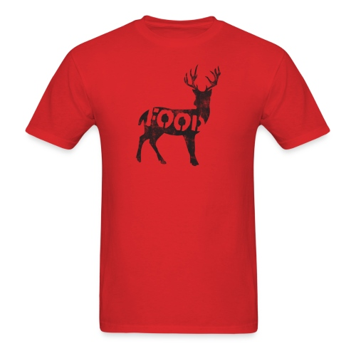 PALEO deer - Men's T-Shirt