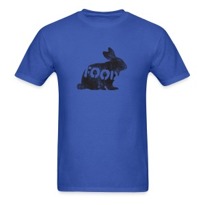 PALEO rabbit - Men's T-Shirt