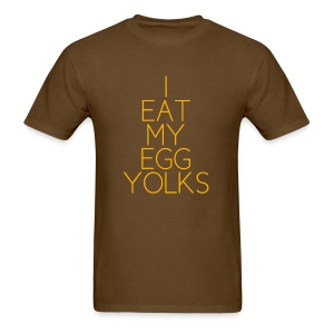 EGG YOLKS dark - Men's T-Shirt