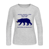 Long Sleeve Shirts ~ Women's Long Sleeve Jersey T-Shirt ~ Article 7541741