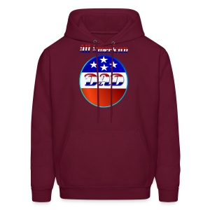 All American Dad - Men's Hoodie