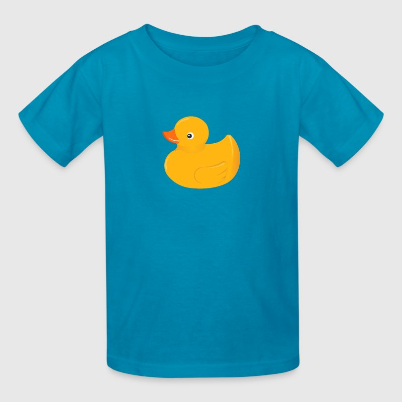 Yellow rubber duck Kids' Shirts - Kids' T-Shirt