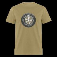 T-Shirts ~ Men's T-Shirt ~ Old School Tribute - Mustang Club